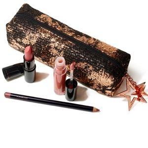 M.A.C. MAC CosmeticStarlit Lip Bag Neutral Shades